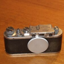 Leica II 35mm film camera BODY 243581 Leitz WETZLAR GERMANY 1937