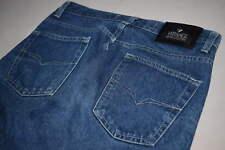 Versace Jeans Hose Vintage Pant Denim Straight 90er Hochwasser Boyfriend 31/45