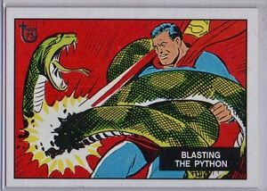 Superman 1966 TEST ISSUE Card 2013 Topps 75th Anniversary