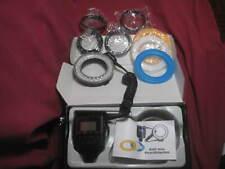 New RF-550D Marco LED Ring Flash RF550D for Nikon Canon Olympus DSLR Cameras