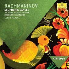 Lorin Maazel - Virtuoso-Rachmaninov: Symphonic Dances [New CD] Germany - Import