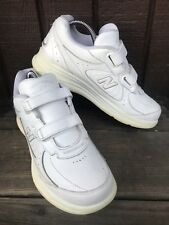New Balance 577 Walking DSL.2 Womens Sz8 White Running Athletic Casual Shoes-495