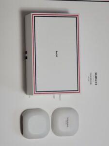 New SAMSUNG Galaxy BUDS2 THOM BROWNE Edition From Z FOLD3