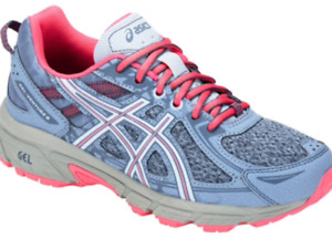 Asics Gel-Venture 6 gs -Womens blue harmony Trainers Sizes UK 5-6 NEW BOXED