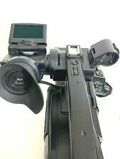 HXR-MC2000E SONY HD PAL CAMCORDER with Sony ECM-PS1 MICROPHONE - HXR-MC2000 E