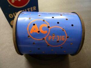 NOS 1951-1958 CHRYSLER DODGE DESOTO PLYMOUTH AC OIL FILTER PF-316 NIB