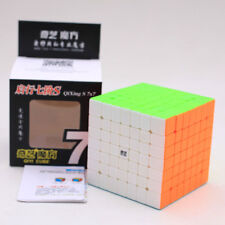 QiYi QiXing S 7x7x7 Speed Magic Cube Twist Puzzle Intelligence Toys Multi-Color