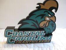 Rare Shelia's Collectibles Coastal Carolina Chanticleers Roaster Mascot S.C.