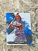 2021 Topps Inception Mike Trout #60 Los Angeles Angels MLB Baseball Card
