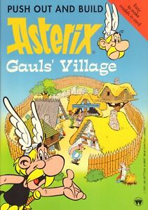 ASTERIX AND THE GAULS' VILLAGE (PUSH OUT AND BUILD) - Gosginny / Uderzo (1992)