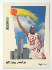 Michael Jordan  1992 Skybox  SkyMaster card #583  Chicago Bulls  basketball
