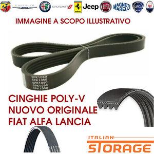 Fiat Alfa Lancia Courroie Services Micro Poly-V Neuf Original 5PK1100 7718418