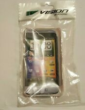 HTC SALSA G15 MOBILE PHONE HARD COVER FOOTPRINTS NEW