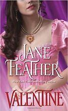 Valentine by Jane Feather (1996, 2011) New ! Reissue