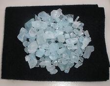 Aquamarine crystal rough natural gem mix parcel over 500 carats