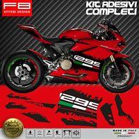 Adesivi Stickers Kit Ducati 1299 Panigale Corse FACILE APPLICAZIONE ALTA QUALITA