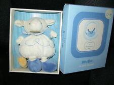 Doudou et compagnie Z Amigolo Mouton Gaston Schaf Sheep Bleu Blanc Z'amigolos 9