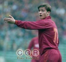 MAGLIA ROMA TOTTI 1994 1995 nuova tirrena ASICS JERSEY Bottoncino XL NUOVA!!!