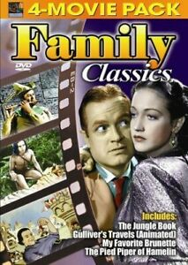 Family Classics (DVD, 4 Movie Pack) - Free Shipping