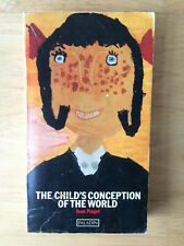 Jean Piaget - The Child's Conception of The World (Paladin, 1973) Paperback Book
