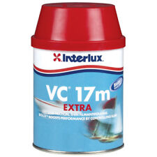 Interlux VC 17m Extra Hight Performance Antifouling Paint Blue Quart YBA406KITQT