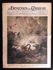 La Domenica del Corriere 31 luglio 1932 Transvaal Tortona Colleoni
