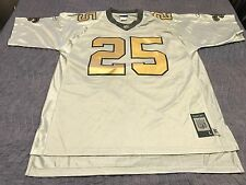 Men's Large New Orleans Saints Reggie Bush #25 NFL Jeresy