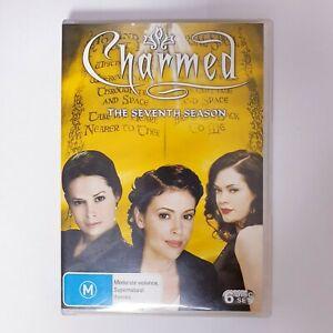 Charmed Season 7 TV Series DVD Region 4 AUS - Fantasy Scifi