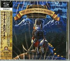 TUOMAS HOLOPAINEN-THE LIFE & TIMES OF SCROOGE-JAPAN 2 SHM-CD BONUS TRACK F96