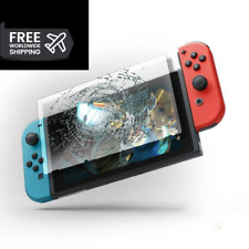 Nintendo Switch Glass Screen Protector Premium Tempered For Nintendo Switch NEW