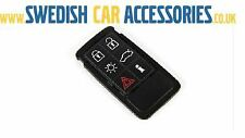 Genuine Volvo Key Fob remote rubber buttons S80 V70 XC70 S60 V60 6 buttons