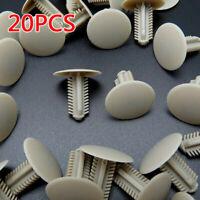 For Toyota 63399-26050 20x Roof Headliner Clip Trim Panel Retainer POM Fastener
