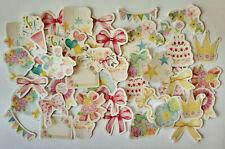 46 Sticker Geburtstag baby Party basteln Kinder Feiern Aufkleber Schulanfang