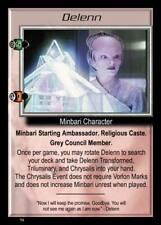 Babylon 5: Delenn (transformer) [Mint/NM] from set Severed Dreams B5 Precedence