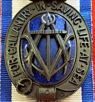 ALBERT MEDAL FOR GALLANTRY IN SAVING LIFE AT SEA CURRENT COMMERCIAL SPECIMEN