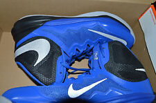 New Nike Mens Prime Hype DF II Basketball Athletic Shoes 806941-401 sz 11 Blue