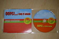 Jamaica Soundsystem ‎– Oops!...I Did It Again. CD-Maxi