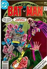 DC BATMAN #290 Grell Cover and Art 1977 VF Vintage Comic