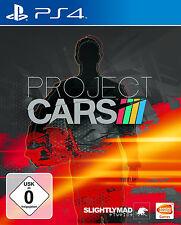 Project CARS usado ps4-juego