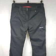 Arctix A6 Black with Red Logo & Lining Women's Ski Pants Sz S