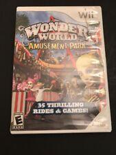 Wonder World Amusement Park (Nintendo Wii, 2008)