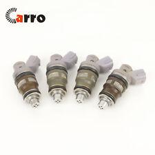 OEM 23209-79045 Set of 4 Genuine Fuel Injector Fits Toyota Previa 2.4L 1991-1995