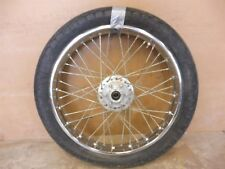 "1977 Honda CB750A CB 750A Hondamatic H1500+ 19"" Front Wheel Rim"