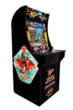 New ListingFinal Fight Arcade1Up Classic Cabinet Home Arcade 4ft 2 Player