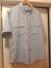 Tilley Endurables Mens Shirt Sz XL NWOTS Button Down Collar Secret Pocket