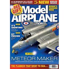 Model Airplane International Magazine April 2018 Issue 153 Meteor Maker