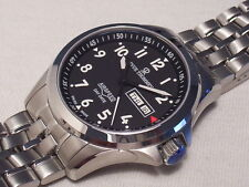REVUE THOMMEN AIRSPEED DAY-DATE AUTOMATIC, SWISS MADE, BRAND NEW, BOXES/PAPERS