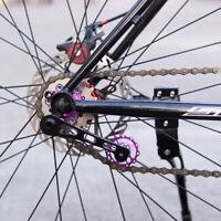Vélo Vélo Chaîne Dispositif Vélo BMX Monovitesse Tendeur Attache Flotteur
