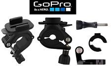 GOPRO Supporto manubrio o sellino / bastoncino da sci 360° 9 e 35 mm hero 5 4 3