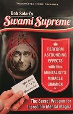 SWAMI SUPREME Gimmick + Pencil Writer Set Mental Mind Magic Trick Prediction